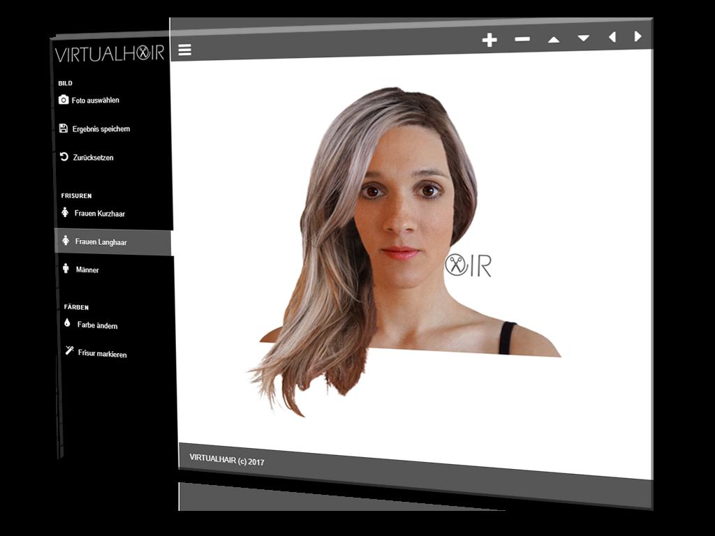 Frisuren Testen Ohne Anmeldung | Virtualhair Frisuren Online Testen