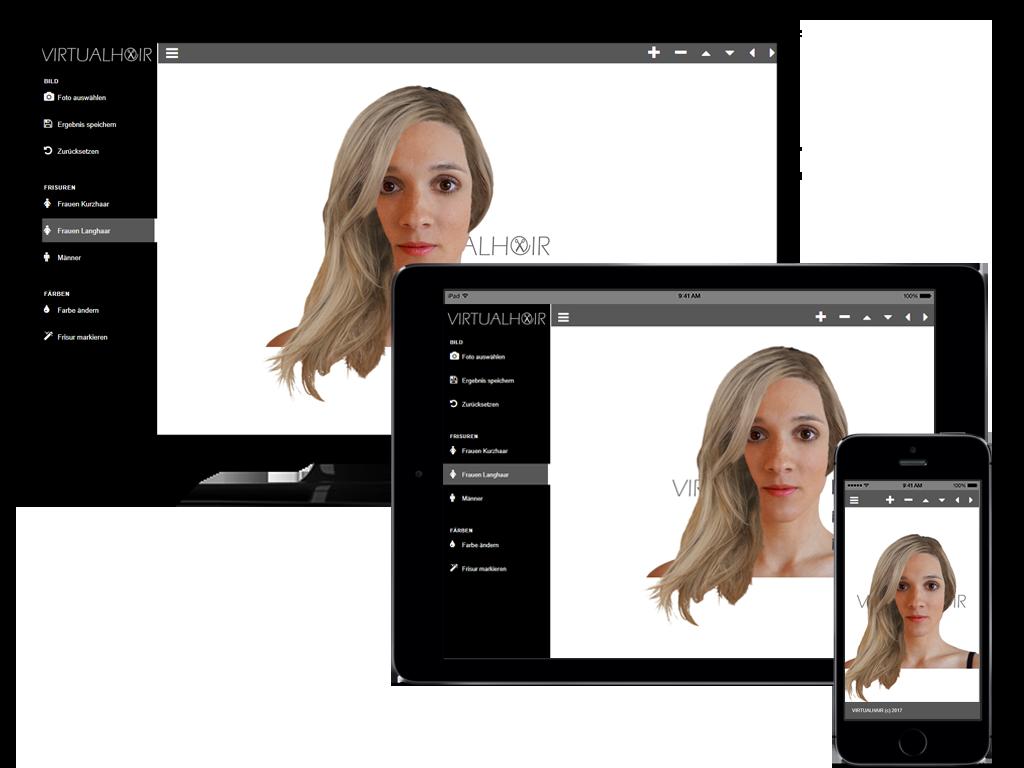 Virtualhair Frisuren Online Testen